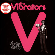 Vibrators - Fucking Punk '77 Colored Vinyl Edition