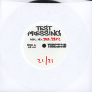 Retrogott & Kutmasta Kurt - RetroMastas Remixes Test Pressing