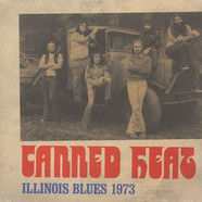 Canned Heat - Illinois Blues 1973