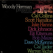 Woody Herman - Presents A Concord Jam Volume 1