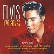Elvis Presley - Love Songs Red Vinyl Edition