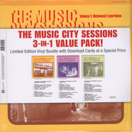 V.A. - Music City Sessions 3-In-1 Value Pack