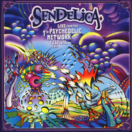 Sendelica - Live At The Psychedelic Network Festival Black Vinyl Edition