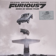 Brian Tyler - OST Furious 7 Red / Blue Vinyl Edition