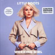 Little Boots - Working Girl White Vinyl Edition