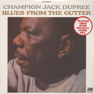 Champion Jack Dupree - Blues From The Gutter Colored Vinyl Edition