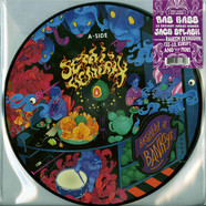 Semi Hendrix (Ras Kass & Jack Splash of Plant Life) - Breakfast At Banksy's Picture Disc Edition