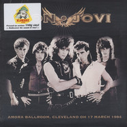 Bon Jovi - Agora Ballroom, Cleveland, Oh, 17th March, 1984