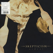 Skepticism - Ordeal White Vinyl Edition