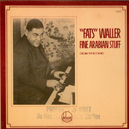 Fats Waller - Fine Arabian Stuff