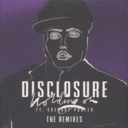 Disclosure - Holding On Feat. Gregory Porter Remix EP