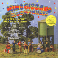 King Gizzard & The Lizard Wizard - Paper Mache Dream Balloon Orange Vinyl Edition