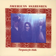 American Snakeskin - Turquoise For Hello