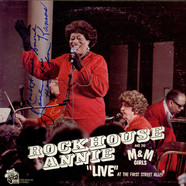 Rockhouse Annie And The M&M Girls - Live At First Street Alley