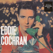 Eddie Cochran - The Best Songs Of 180g Vinyl Edition