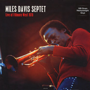 Miles Davis - Live At The Fillmore West, San Francisco, 1970 180g Vinyl Edition