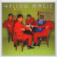 Yellow Magic Orchestra - Solid State Survivor Transparent Vinyl Edition