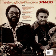Spinners - Yesterday, Today & Tomorrow