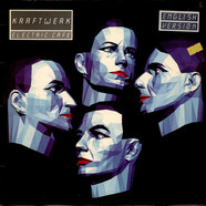 Kraftwerk - Electric Cafe (English Version)