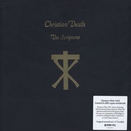 Christian Death - The Scriptures White Vinyl Edition