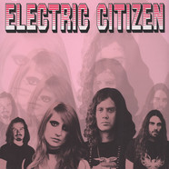 Electric Citizen - Higher Time Colored Vinyl Edition