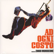 Ennio Morricone - OST Ad Ogni Costo Transparent Orange Vinyl Edition