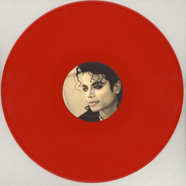 Michael Jackson - Speed Demon / Hold My Hand Red Vinyl Edition