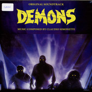Claudio Simonetti - OST Demons Green Vinyl Edition
