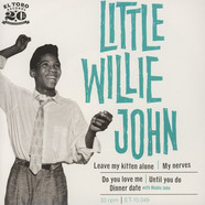 Little Willie John - Levae My Kitten Alone EP