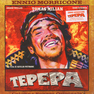 Ennio Morricone - OST Tepepa Clear Orange Vinyl Edition