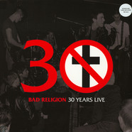 Bad Religion - 30 Years Live Black Vinyl Edition