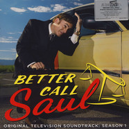 V.A. - Better Call Saul Black Vinyl Edition