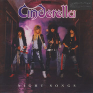 Cinderella - Night Songs Black Vinyl Edition
