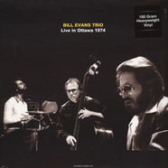 Bill Evans Trio - Live In Ottawa, CB Radio Canada Int, 1974 180g Vinyl Edition