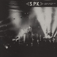 SPK - London Brixton Ace - April 20 1983