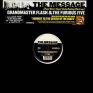 Grandmaster Flash & The Furious Five - The Message (Paul Nice's Super Duty Bootleg Mash Up)
