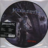 Megadeth - Dystopia Picture Disc Edition