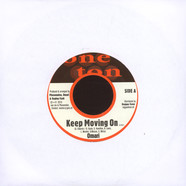Omari / Phocas - Keep On Moving / A Jah