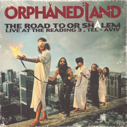 Orphaned Land - The Road To Or-Shalem - Live At The Reading 3, Tel Aviv Transparent Green Vinyl Edition