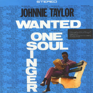 Johnnie Taylor - Wanted One Soul Singer