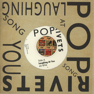 Pop Rivets - Laughing At You / Song Song Marbled Vinyl Edition