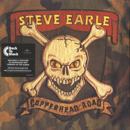 Steve Earle - Copperhead Road Back To Black Edition