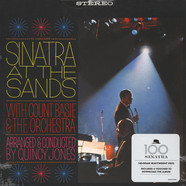 Frank Sinatra - Sinatra At The Sands Live At The Sands Hotel