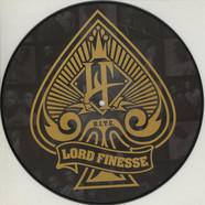 Lord Finesse - Keep The Crowd Listening DJ Premier Remix Picture Disc