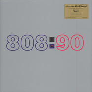808 State - 808:90 Expanded Black Vinyl Edition