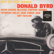 Donald Byrd - Off To The Races 180g Vinyl Edition