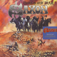 Saxon - Dogs Of War