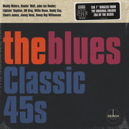 V.A. - The Blues - Classic 45s