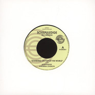 Soulfuledge & Romina Johnson - Standing on Top of the World / Show Me