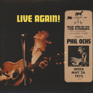 Phil Ochs - Live Lansing Michigan